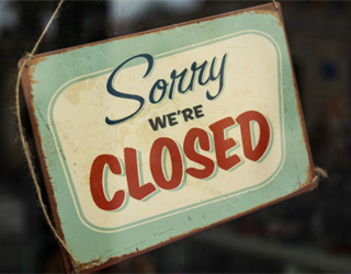Closed for Victoria Day