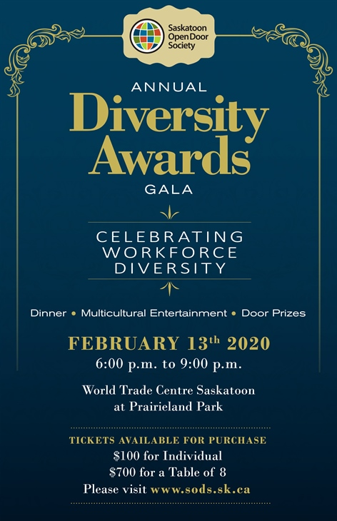 Annual Diversity Awards Gala