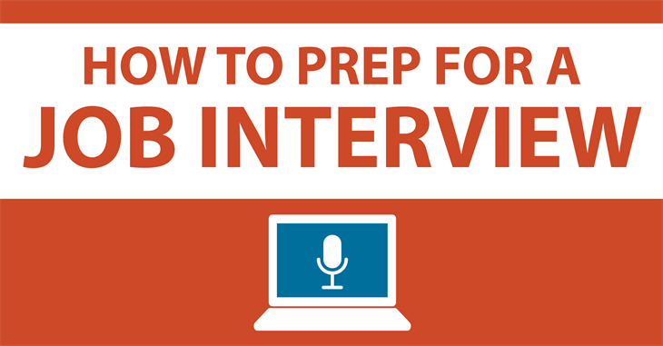 Webinar: How to Prep for a Job Interview