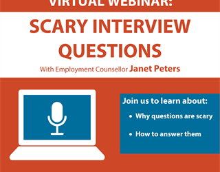 Webinar: Scary Interview Questions