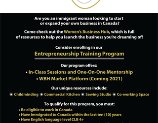 Women's Business Hub: Virtual Information Session