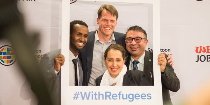 #WithRefugees UNHCR