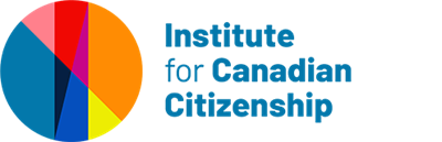 Institute for Canadian Citizenship logo