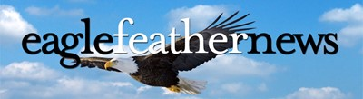 Eagle Feather News logo