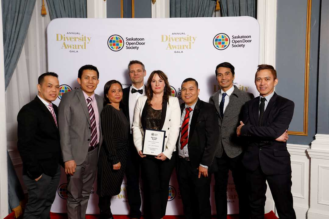 Excellence in Immigrant Integration – Small Enterprise